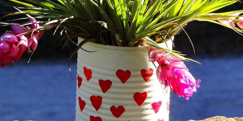 6 hübsche Geschenkideen zur blechernen Hochzeit