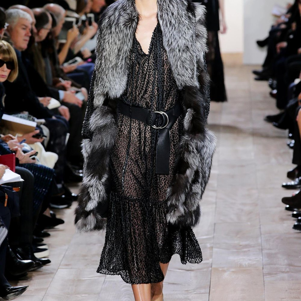 New York Fashion Week: Michael Kors zeigt legeren Luxus