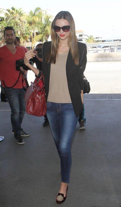 Miranda Kerr am LAX