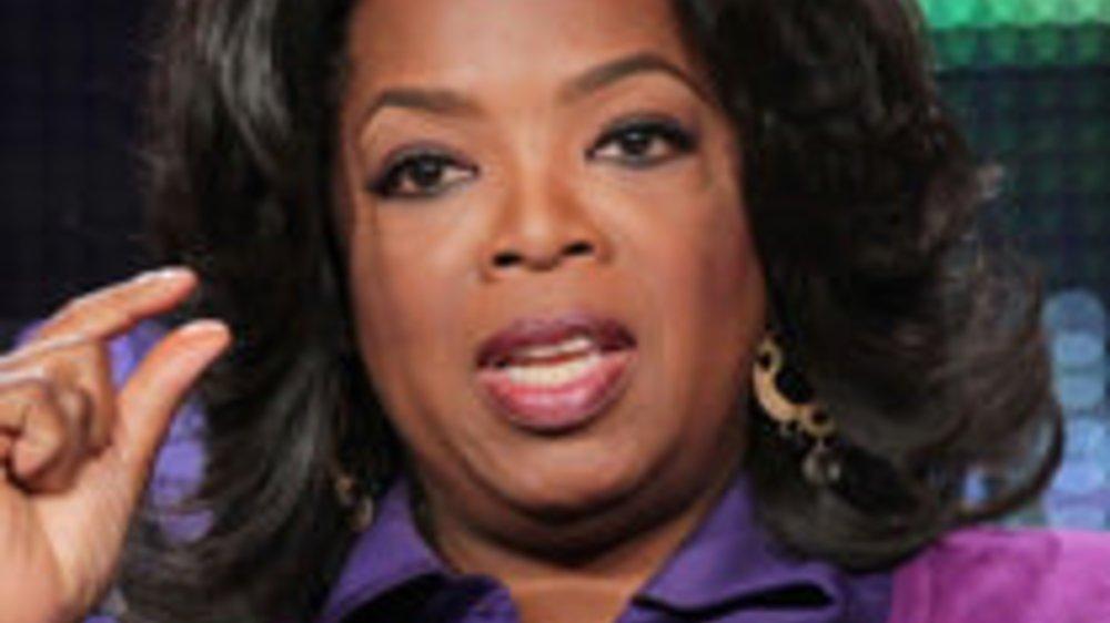 Oprah Winfrey hat eine Halbschwester!