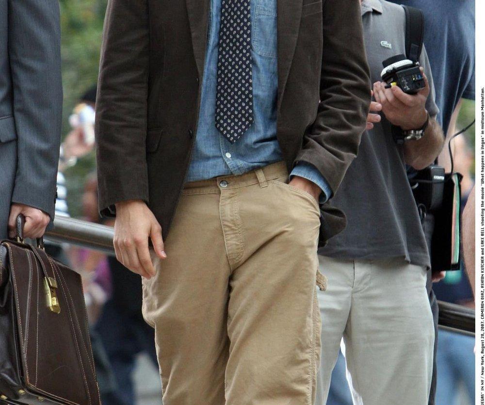 Ashton Kutcher wurde von Fan sexuell belästigt