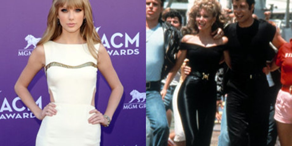 Taylor Swift als Grease-Darstellerin?