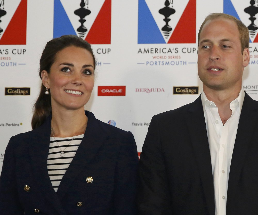 Kate Middleton: Engt sie Prinz William ein?