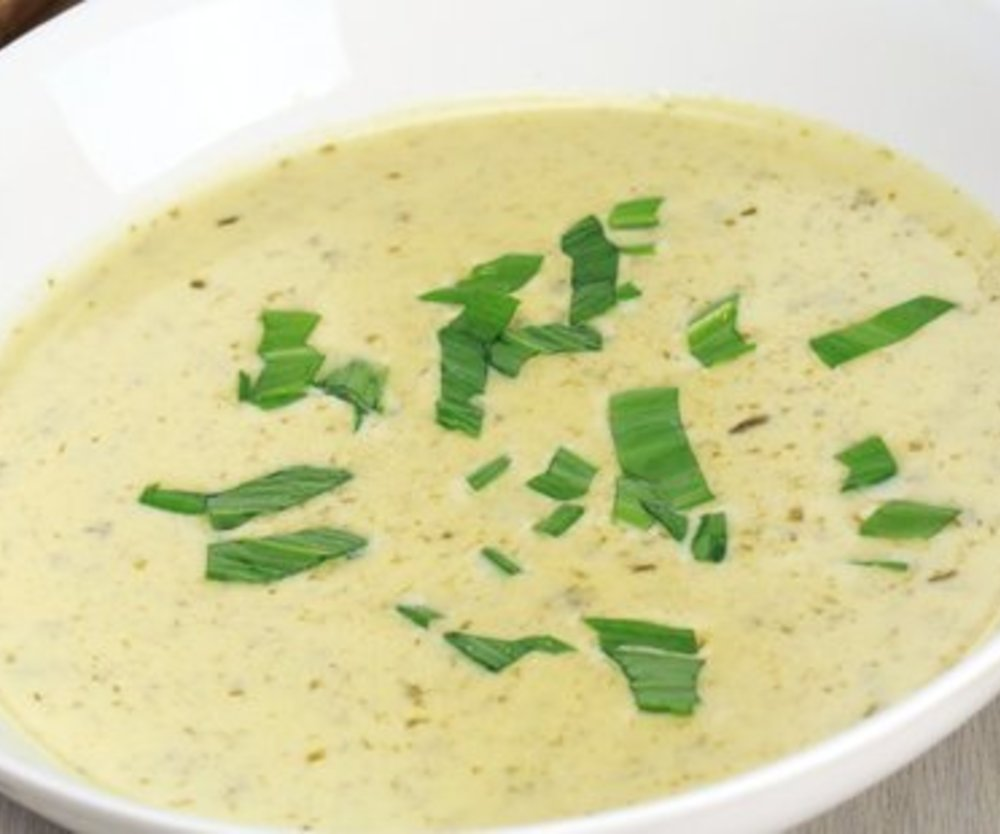 Bärlauch Suppe