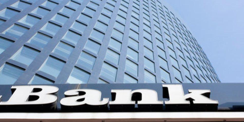 Geldanlage: Banken im Test