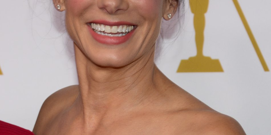 Sandra Bullock ist 50 geworden!