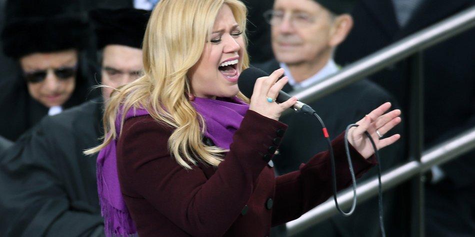 Kelly Clarkson: Es war Liebe auf den ersten Blick