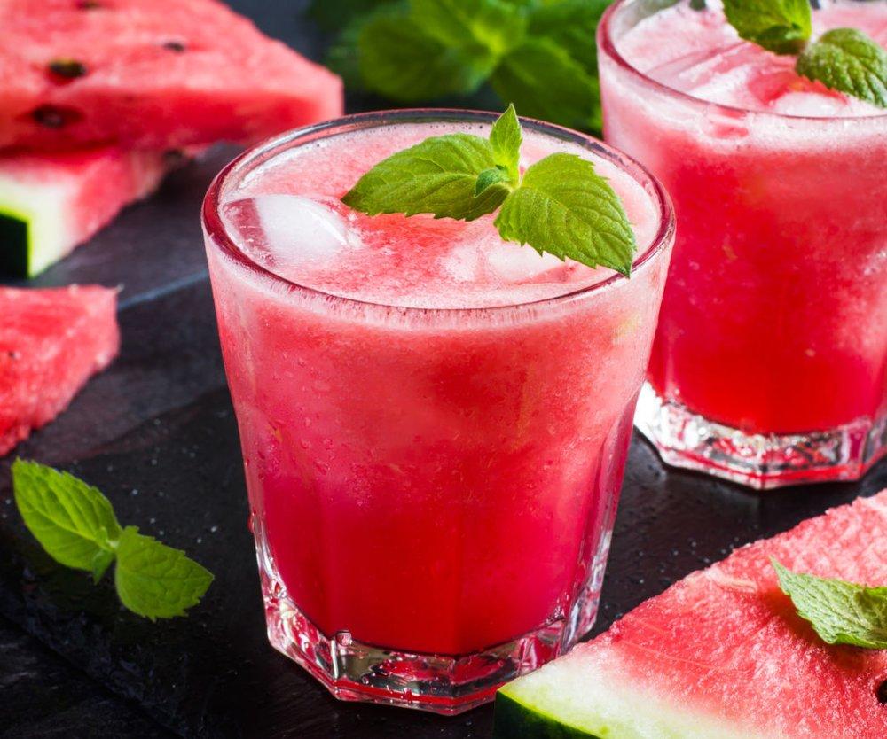 Melonenwasser