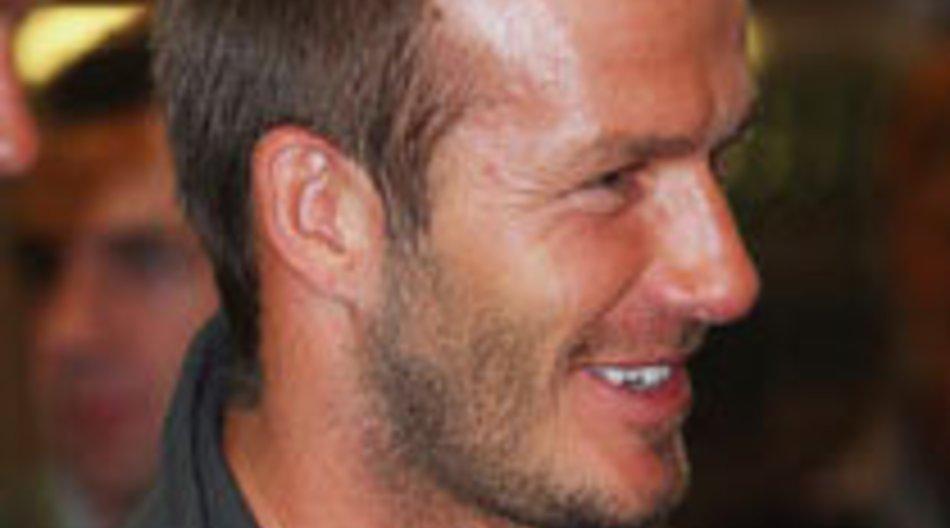 Beckham schwärmt