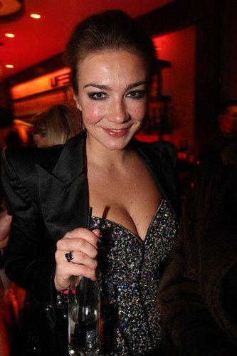 Anna-Katharina ist strahlend schön.