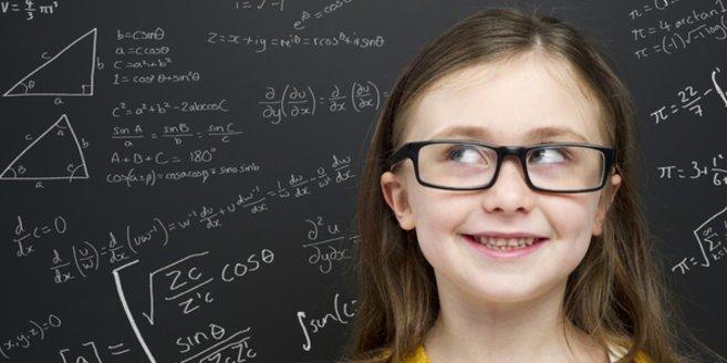Vorurteile: Mädchen im Matheunterricht