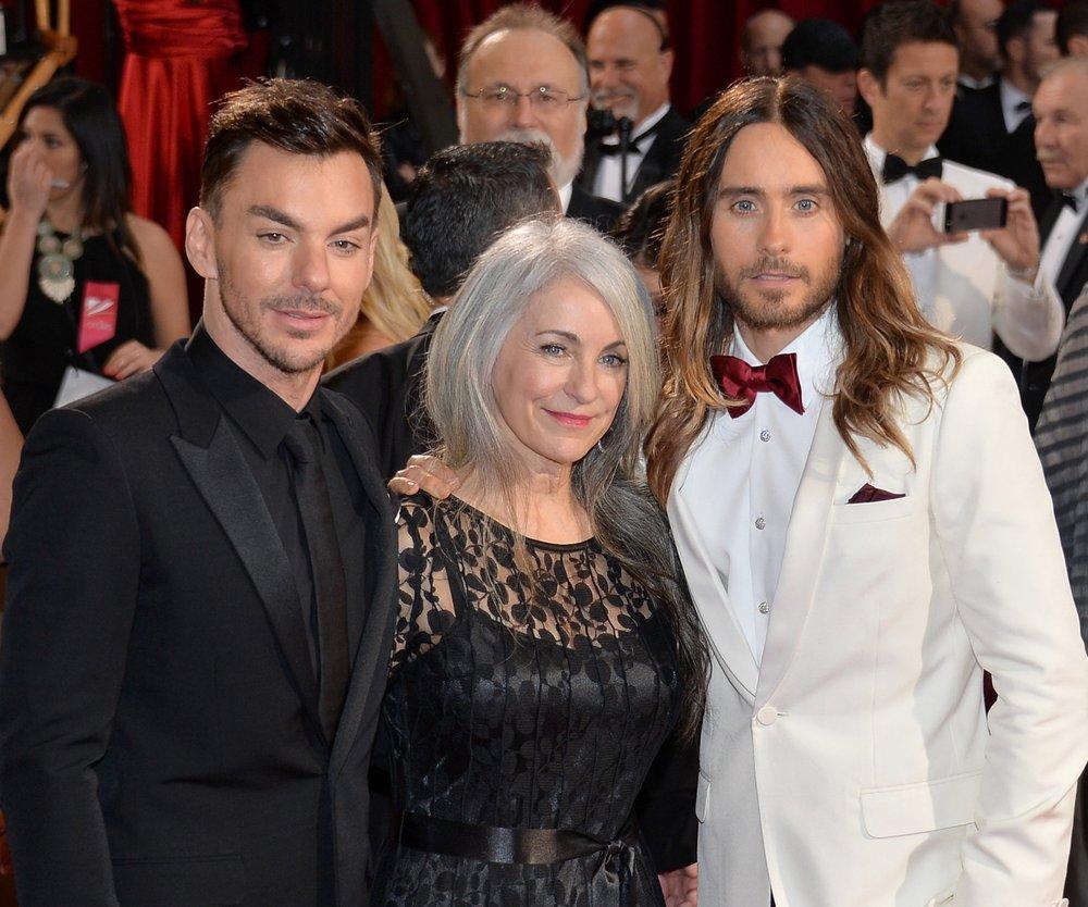 Oscars: Die Mütter der Stars machen den roten Teppich unsicher