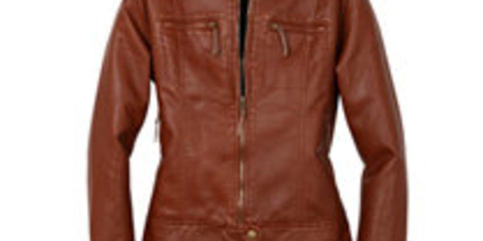 Herbsttrends 2010: Lederjacke, Poncho und Sommerkleider