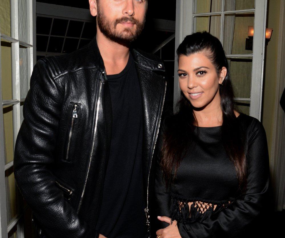 Kourtney Kardashian wurde betrogen!