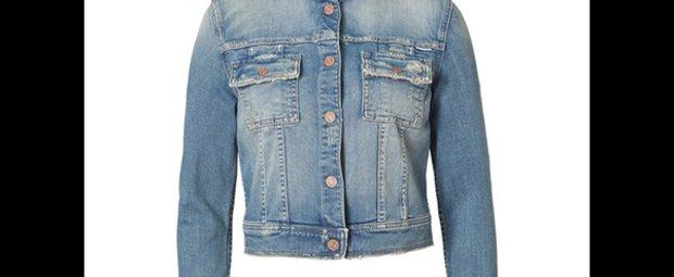 Jeansjacke von Mother