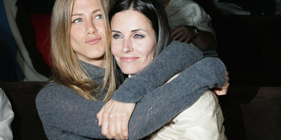 Jennifer Aniston: Pech in der Liebe, Glück in der Freundschaft?