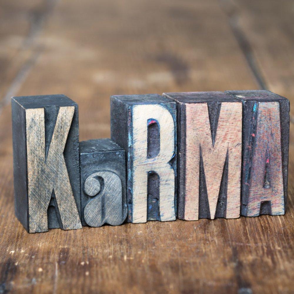 Was ist Karma