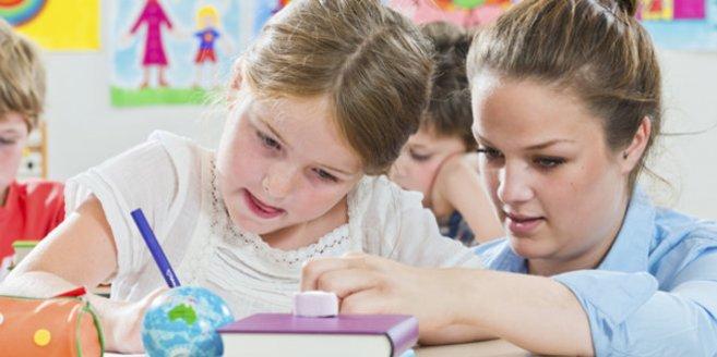Lesen, Schreiben und Rechnen in der 1. Klasse