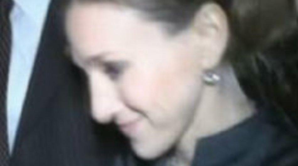 Carrie im Stress