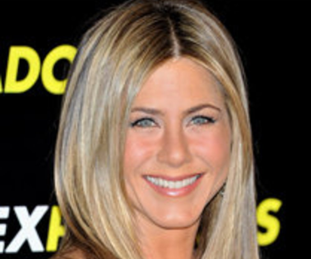"Jennifer Aniston - Strenge Diät bei ""Friends"""