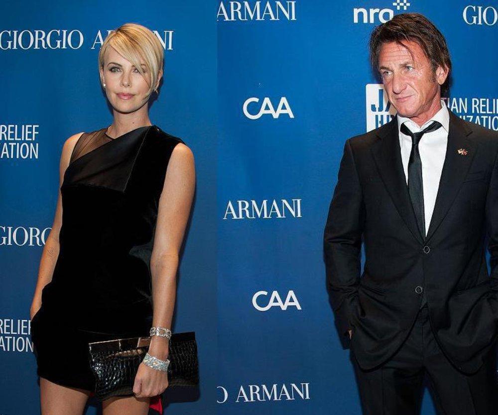 Charlize Theron und Sean Penn: Läuten schon bald die Hochzeitsglocken?
