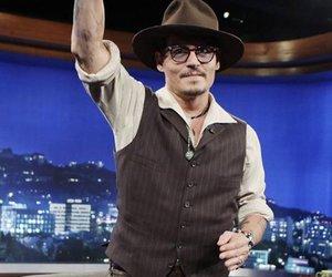 Johnny Depp steht auf Trash TV