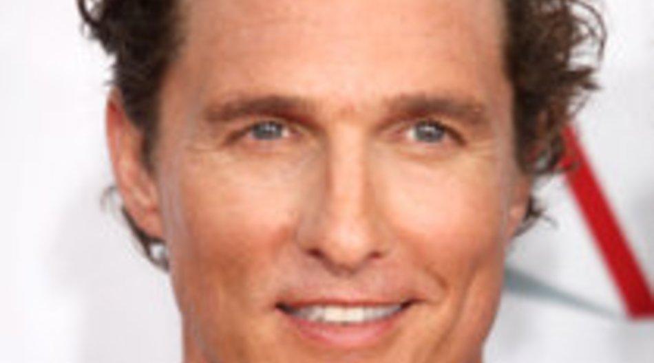Matthew McConaughey: Stolzer Papa