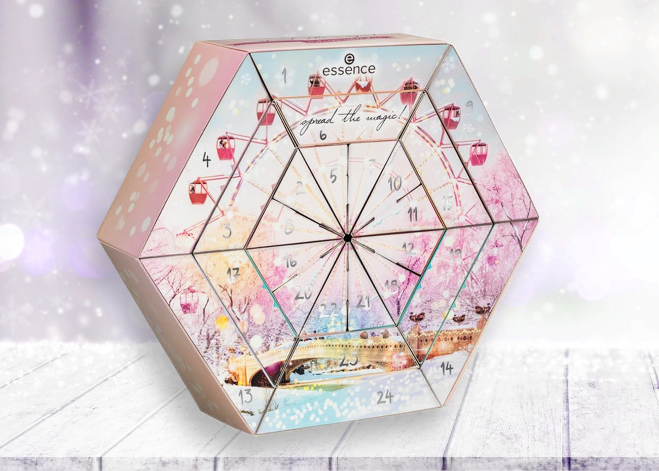 Essence Adventskalender 2019