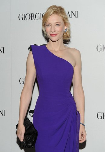 Beim Welcome Dinner: Cate Blanchett