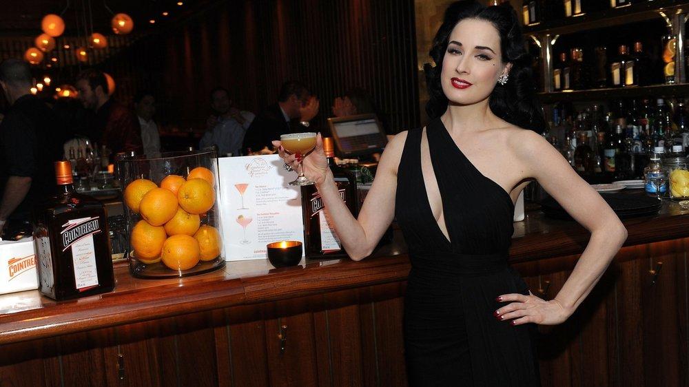 Dita Von Teese spricht über ihre Ehe mit Marilyn Manson