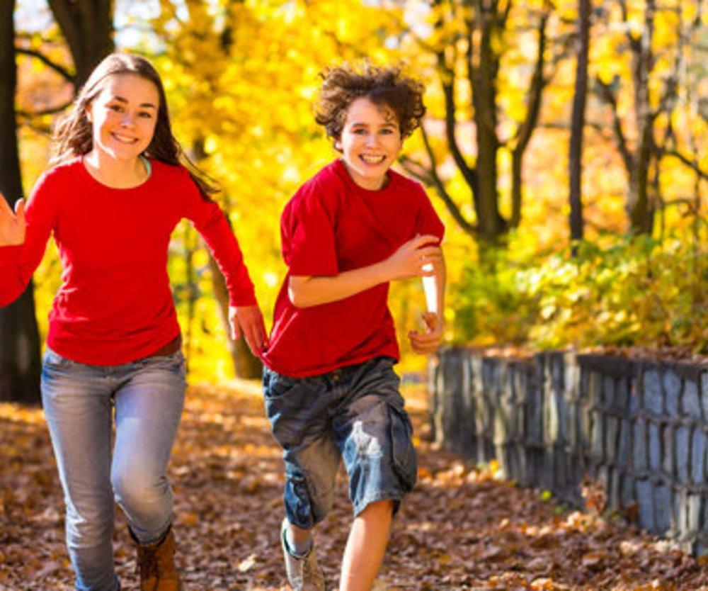 KiGGS: Kinder in Deutschland fühlen sich sehr gesund