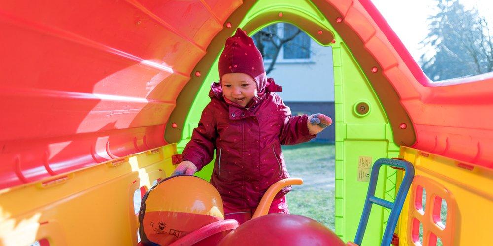Pampers Deutschland wird Kinderland Ideenwettbewerb: Gewinnerprojekt