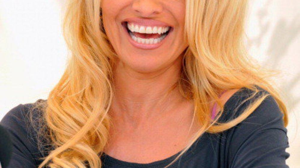 Pamela Anderson ist nicht wählerisch