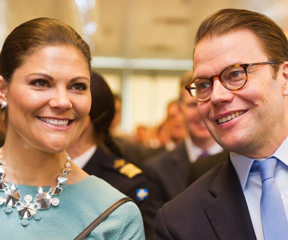 Victoria von Schweden ist bereits seit 2008 verlobt