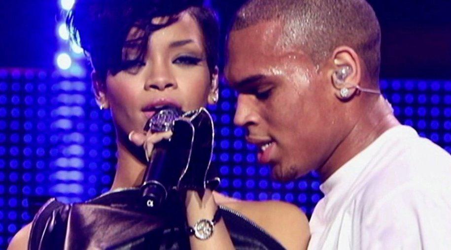 Rihanna und Chris Brown gemeinsam auf der Bühne?