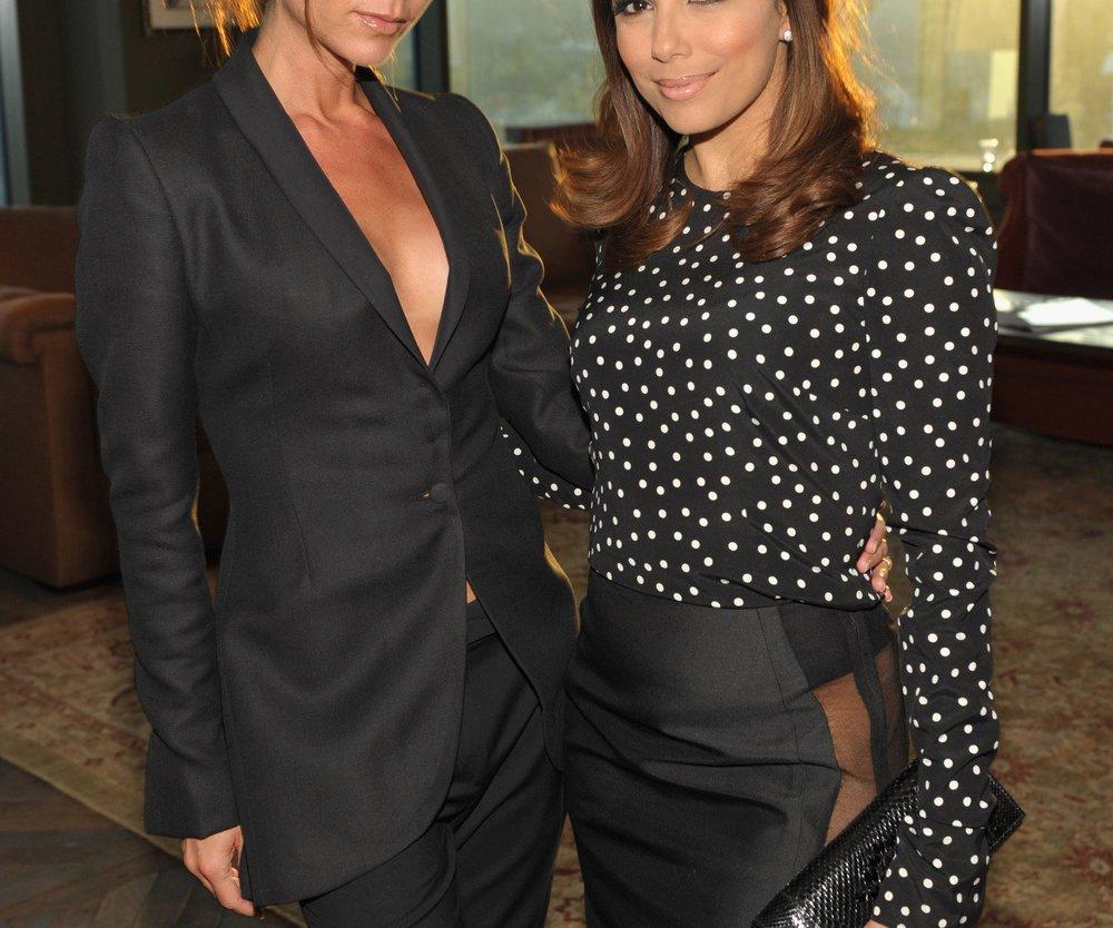 Eva Longoria: Mädels-Urlaub mit Victoria Beckham und Harper Seven