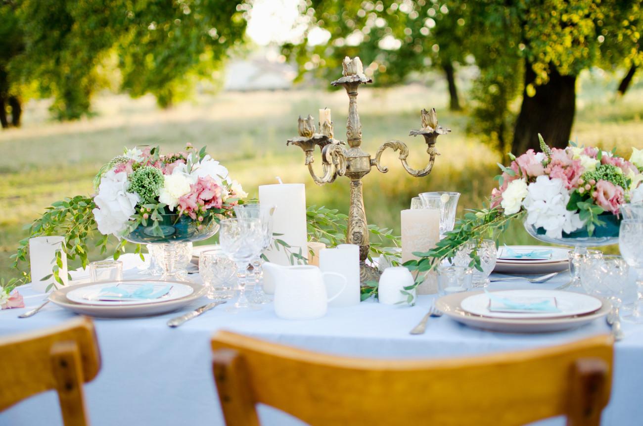 Tischdeko für Hochzeit selber machen: 27 Ideen ...