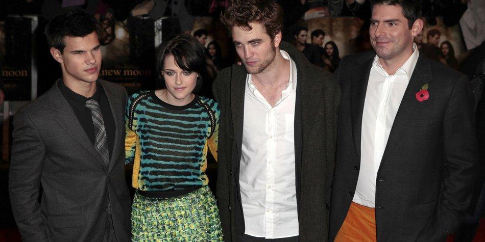Twilight eigentlich nur Drei-Teiler?