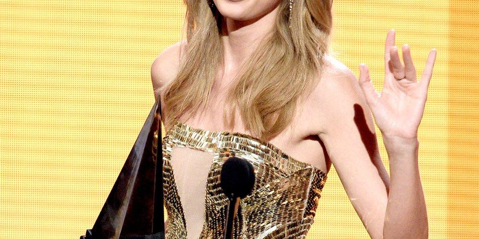 Taylor Swift ist von Neuseeland begeistert