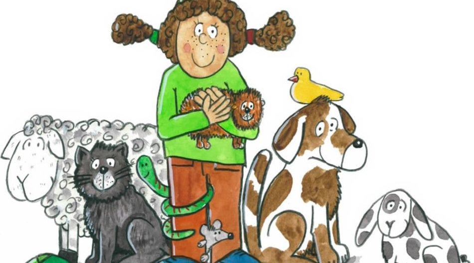 """""""Liebe fürs Leben"""" lehrt Kinder Umgang mit Haustieren!"""