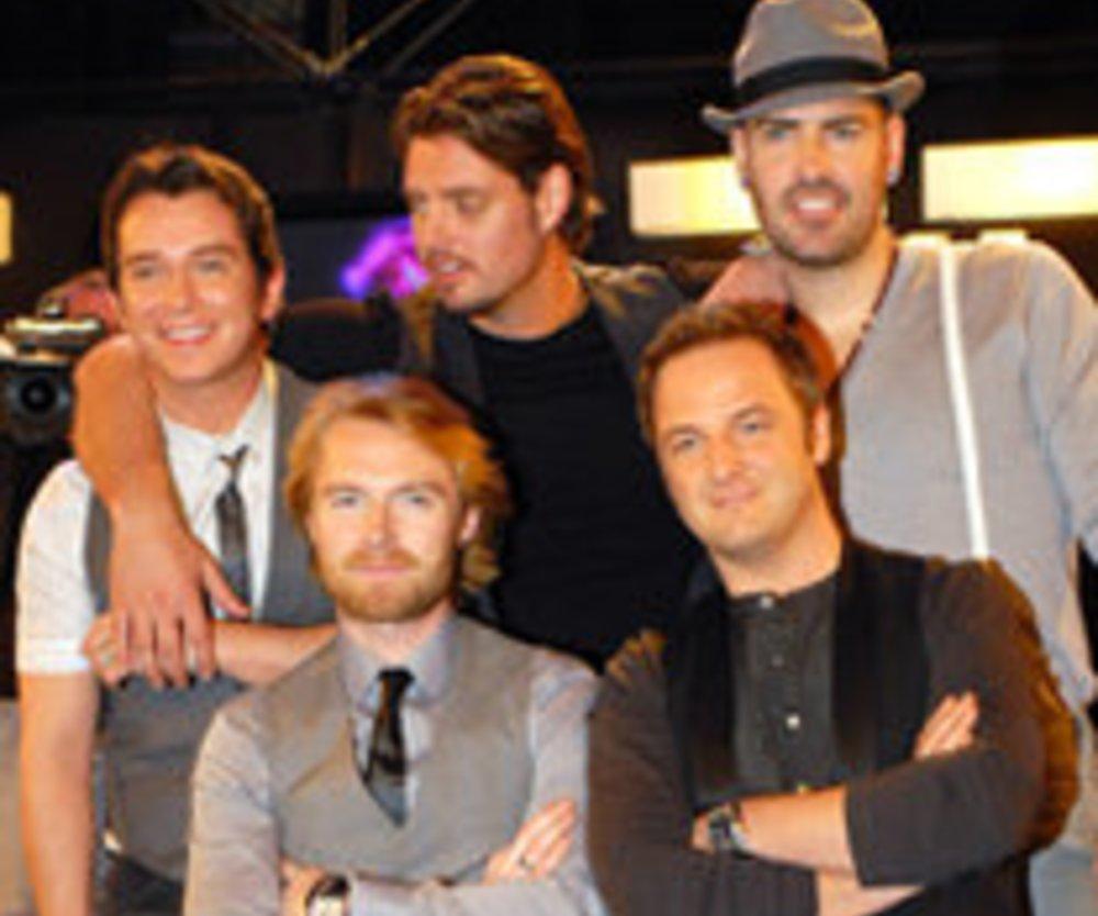 Boyzone singen auf Beerdigung von Stephen Gately