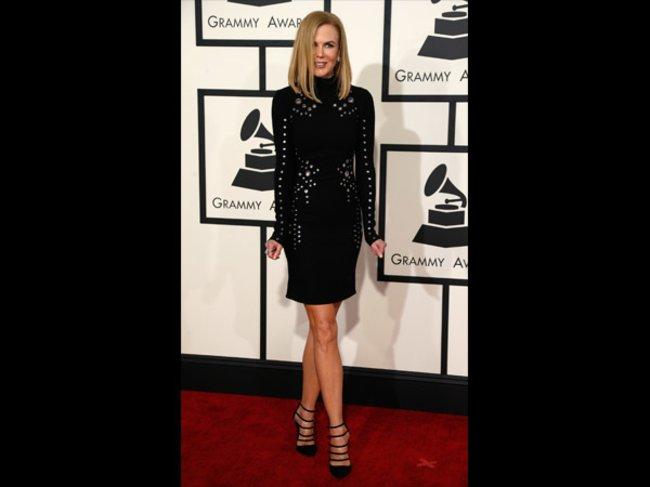 Grammy Awards 2015 Nicole Kidman