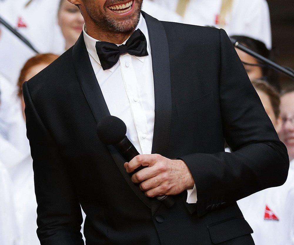 Hugh Jackman lacht über Oscar-Gerüchte
