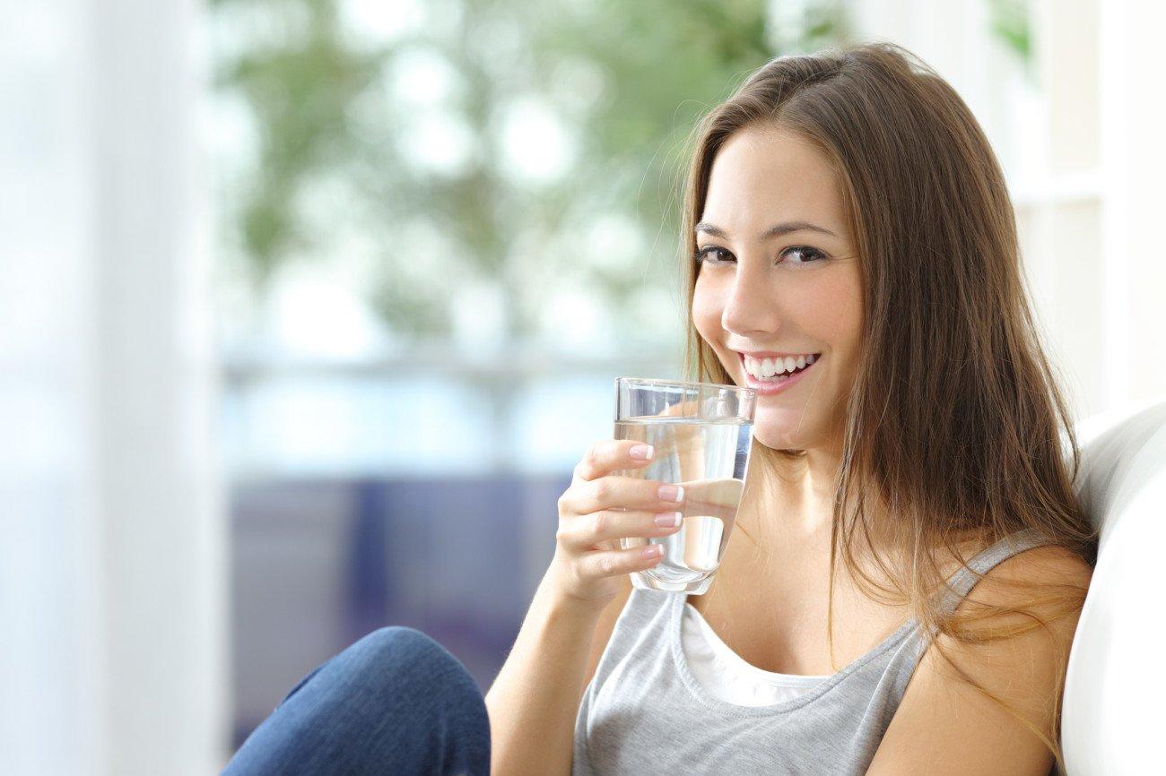 Blasenentzündung vorbeugen und viel trinken