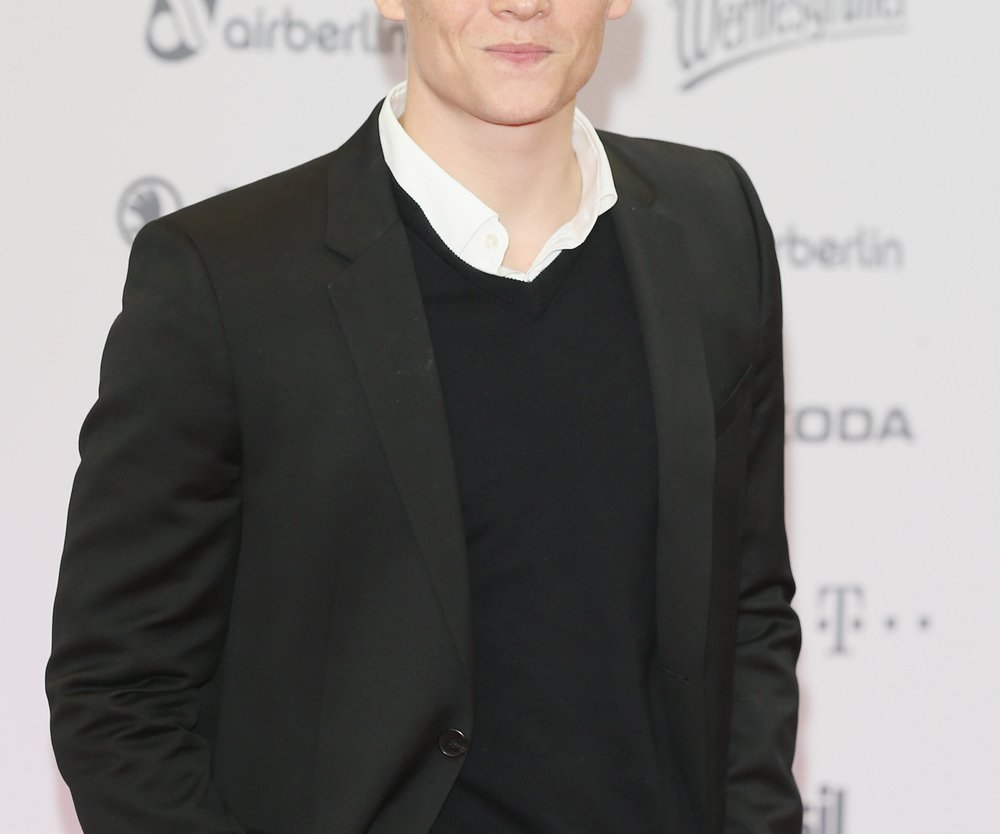 Matthias Schweighöfer als Fotomodel