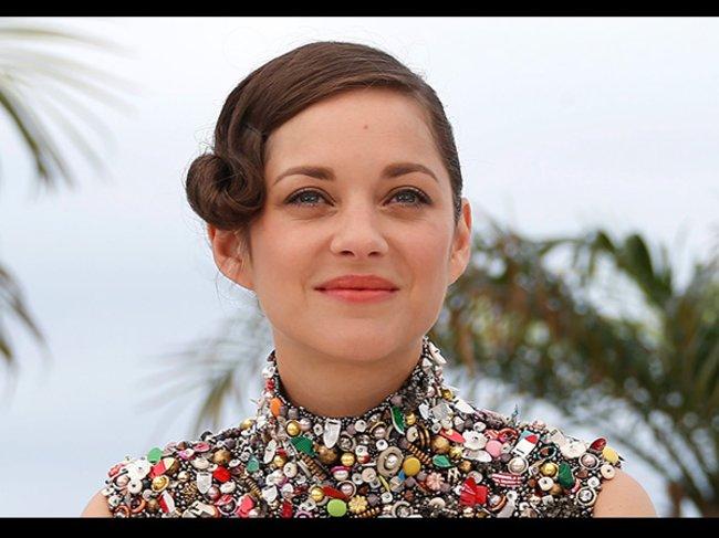 Cannes 2014 Marion Cotillard