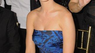 Katy Perry flirtet mit Gerard Butler