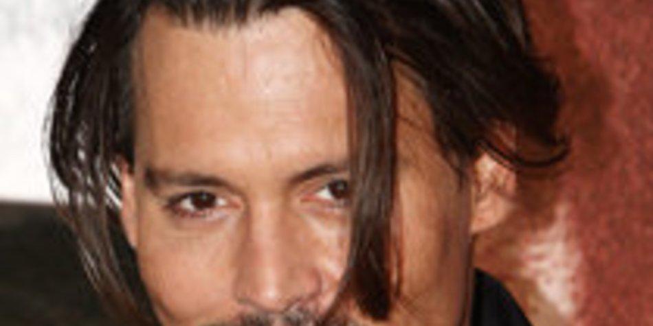 Johnny Depp steht auf Polanskis Seite