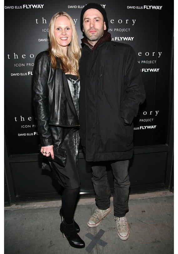 Helmut Lang präsentiert seine Kollektion auf der Fashion Week in New York