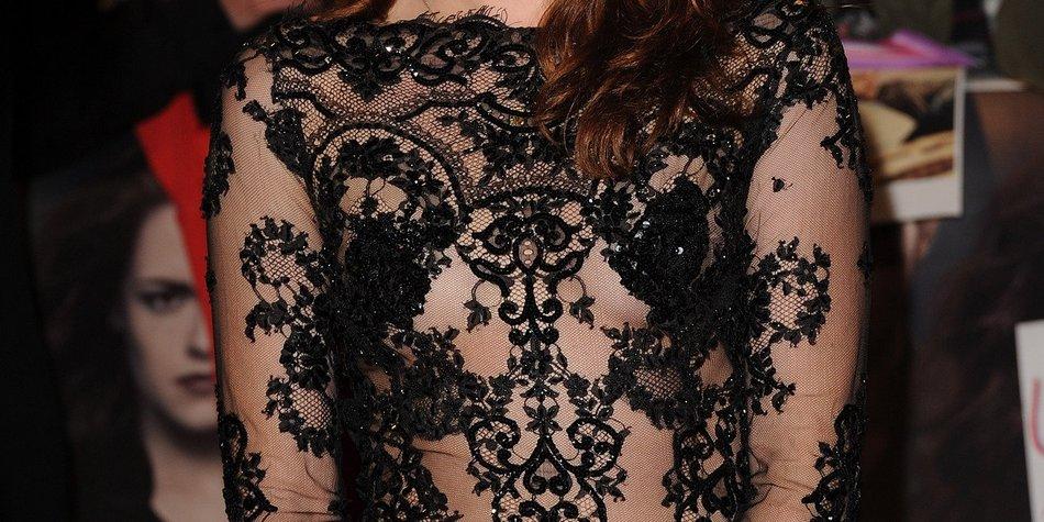 Kristen Stewart gibt ihren Celebrity-Crush preis